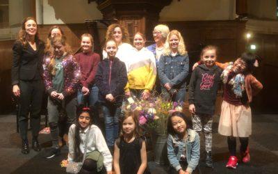 Concert bezoek Nieuwe Kerk: recital oud-leerlinge Frederieke Saeys, en nog veel meer…