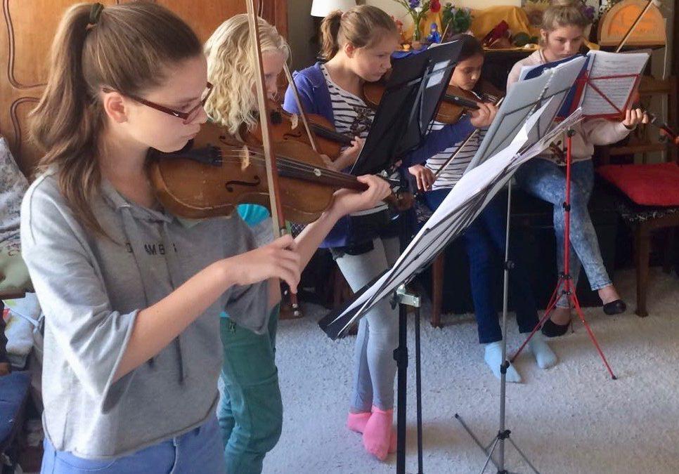 Het gratis logeerweekend voor Vivaldi-kids