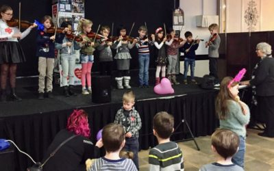 Optreden bij Feest van de Haagse Poolse Gemeenschap