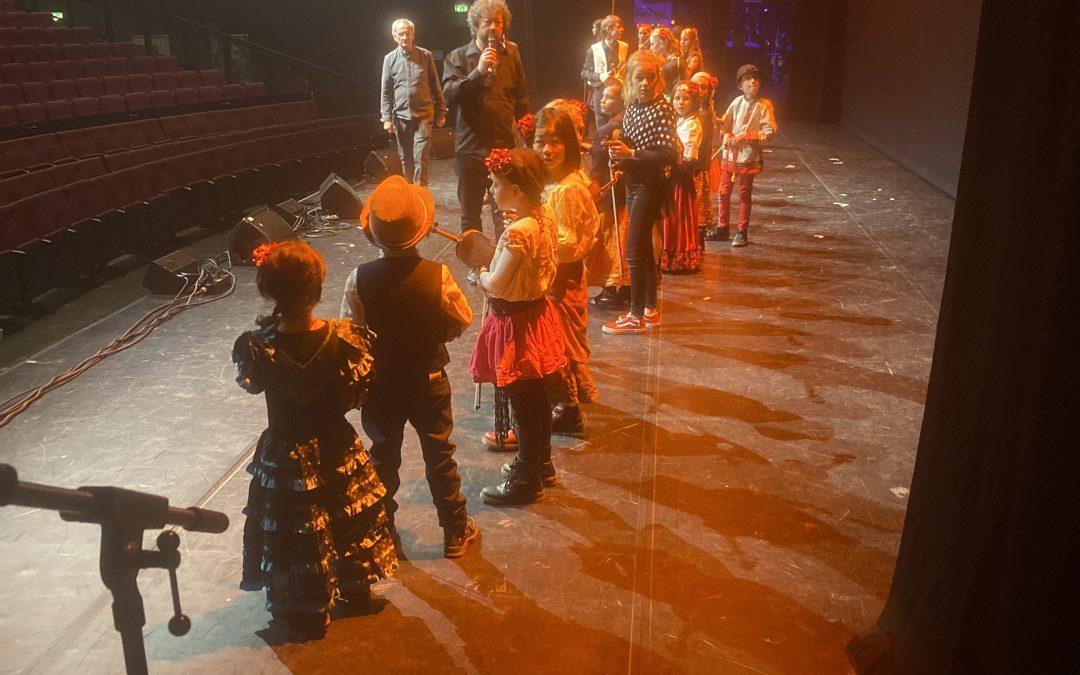 Optreden Zuiderstrandtheater